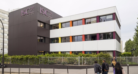 ISC Paris, école de management