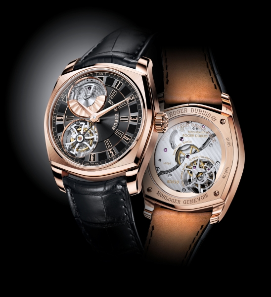Session de recrutement Graduate Program Roger Dubuis Watchmaker 4 Avril 2014