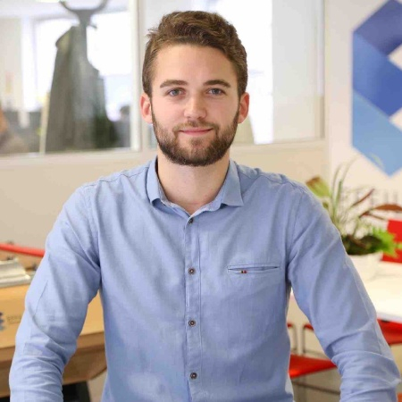 (AD TECH) Mikael Witwer (ISC 14 ) est nommé Country manager chez Kamp'n