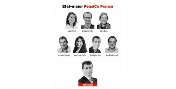 Bruno THEVENIN (ISC Paris 92), DG de PepsiCo France et Hall of Fame 2018 dans le magazine Le Point cette semaine