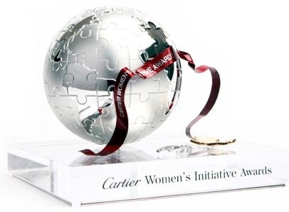 Participez aux Cartier Women's Initiative Awards !
