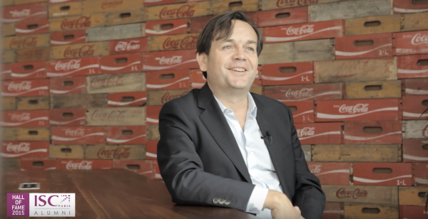Dominique FERRIER (ISC 88) est promu Global Accounts Director chez Coca-Cola